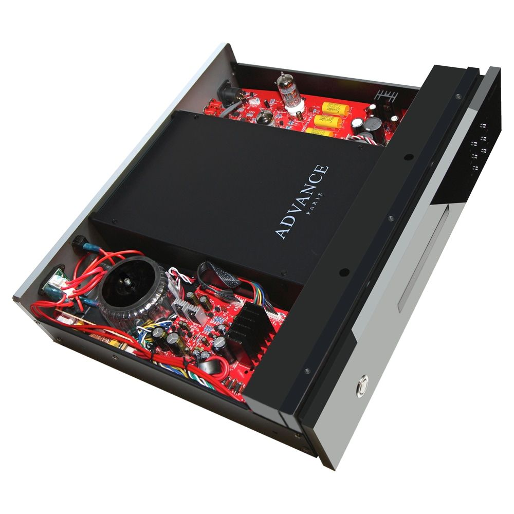 ADVANCE ACOUSTIC X-CD1000 CD-Player (Inside)