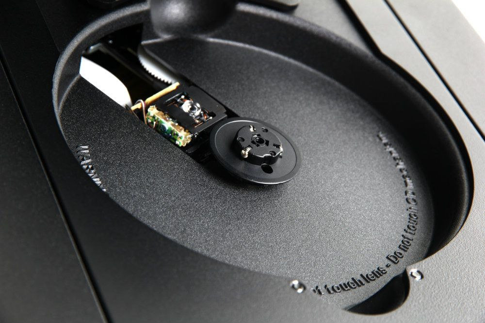 REGA Apollo CDP CD-Player (Detail)