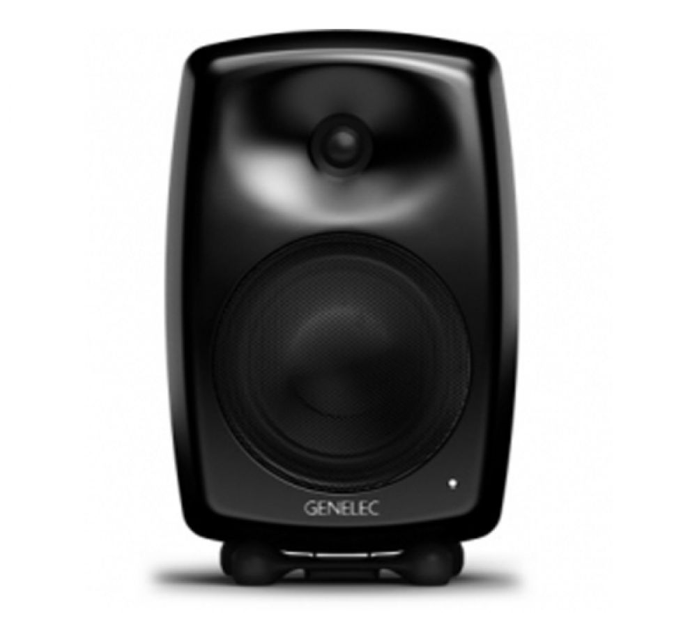GENELEC G-Four, 2-Way Active Loudspeaker (Black)