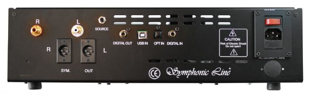 SYMPHONIC LINE La Musica CD-Player