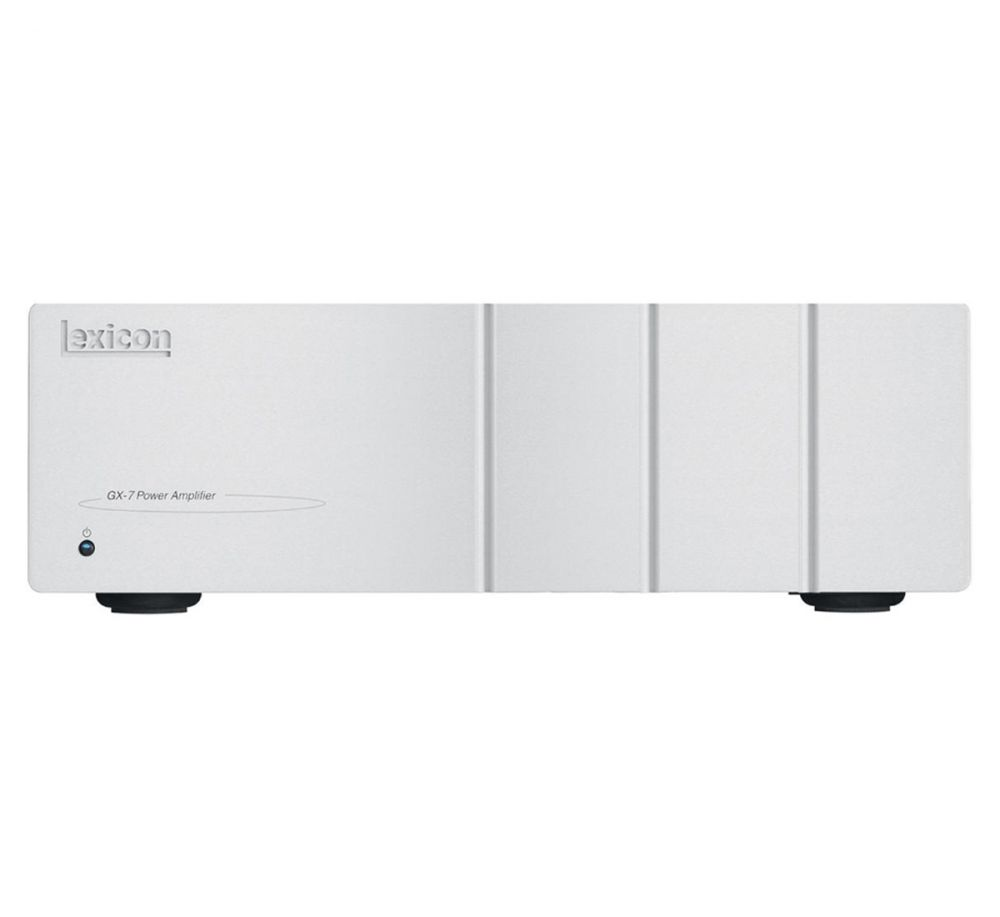 LEXICON GX-7 Multi-Channel Power Amplifier