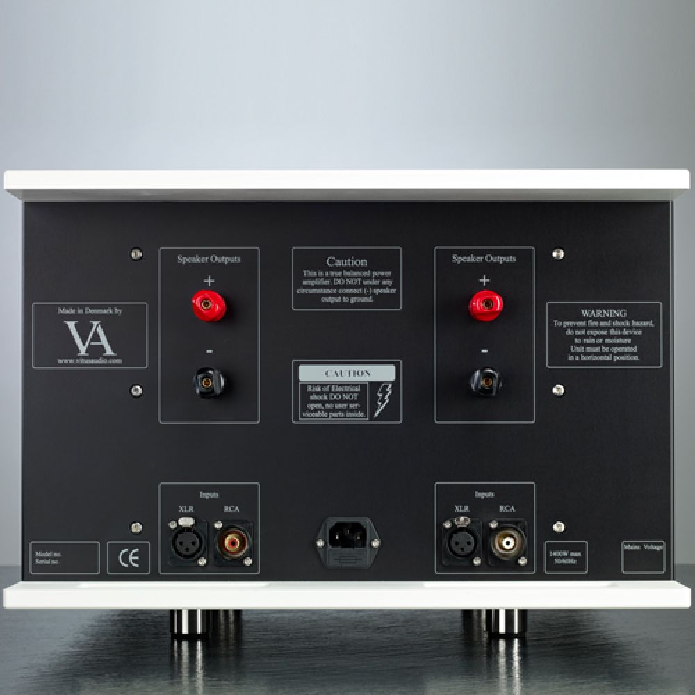 VITUS AUDIO SM-103 (Rear)