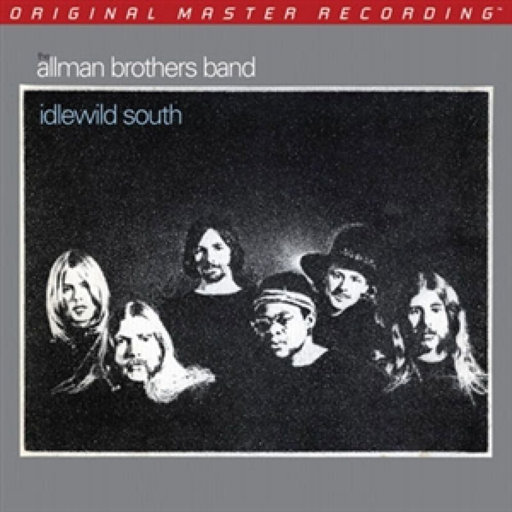 The Allman Brothers Band - Idlewild South