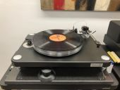 VPI Scout 1.1 / JMW 9T Turntable